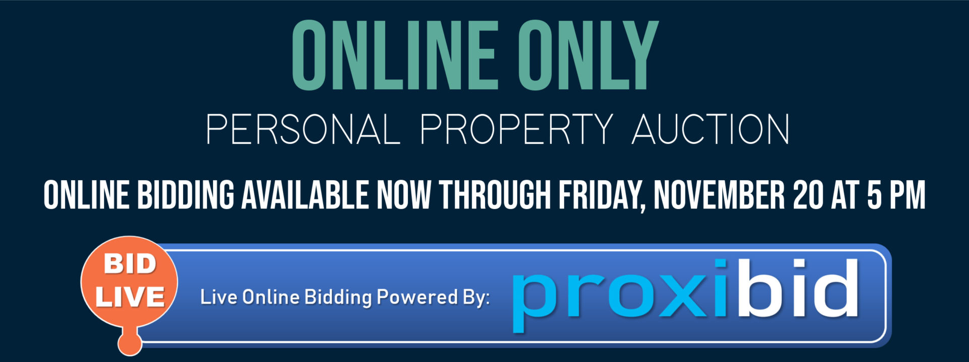 Online-only-personal-property-sale