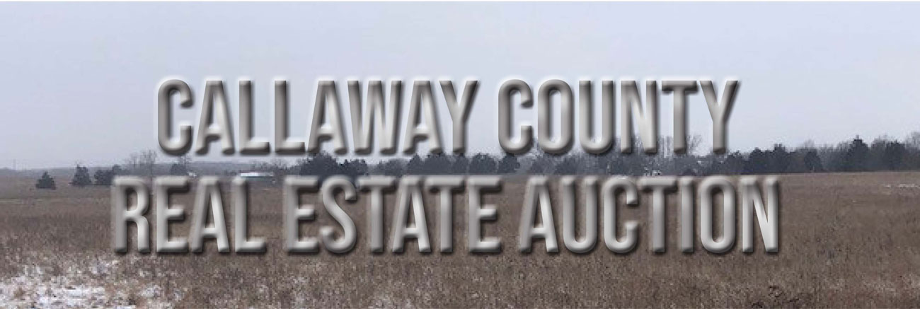 Callaway County Real Estate Auction