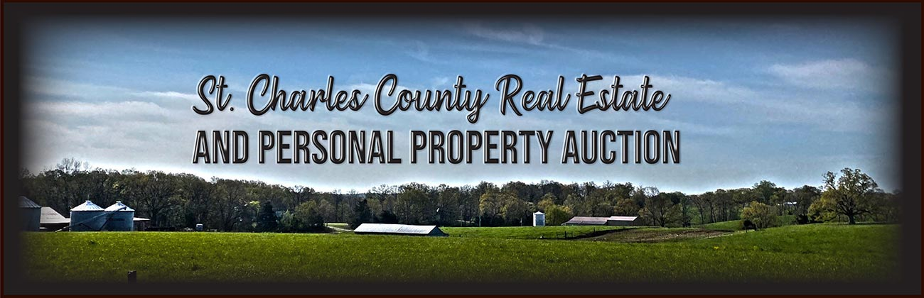 St. Charles County Land and Personal Property Auction