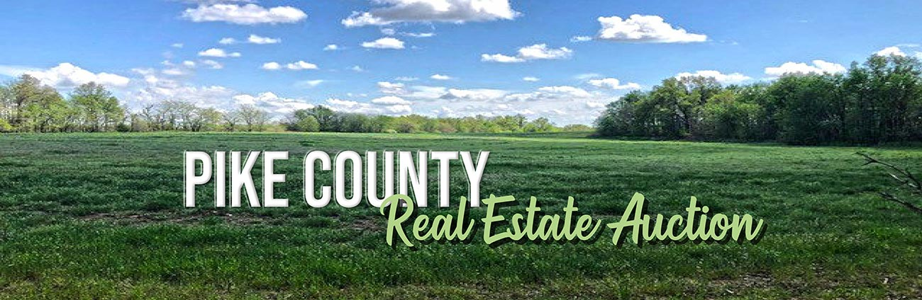 Pike County Missouri Real Estate Auction