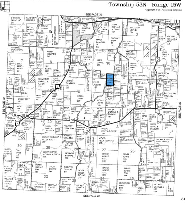 Randolph County Real Estate Auction