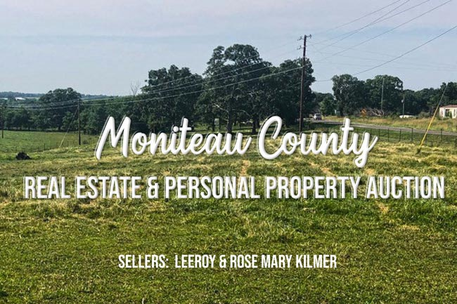 Moniteau County Real Estate & Personal Property Auction