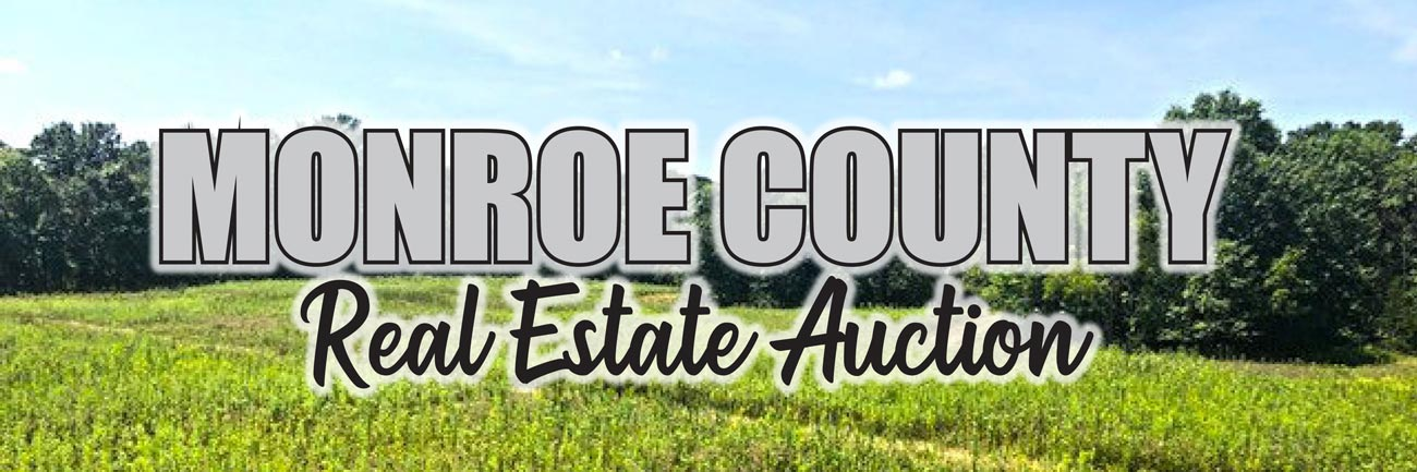 Monroe County Real Estate Auction
