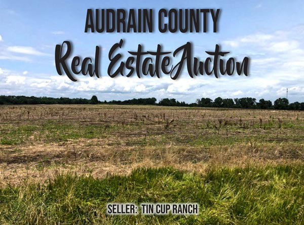 Audrain County Real Estate Auction
